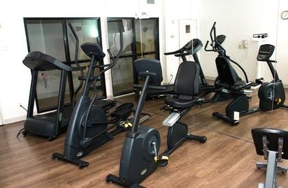 Fitness Facility | Holiday Inn Express Suites Tyler North