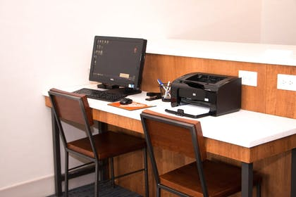 Business Center | Holiday Inn Express Suites Tyler North