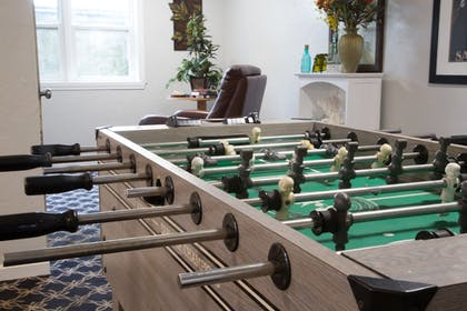 Game Room | Tidewater Inn