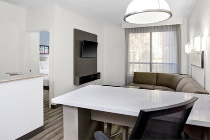 Guestroom | HYATT house Dallas/Lincoln Park