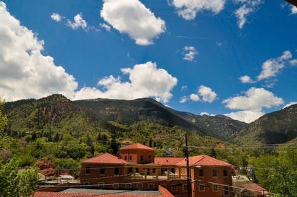 Guestroom View | Cliff House at Pikes Peak