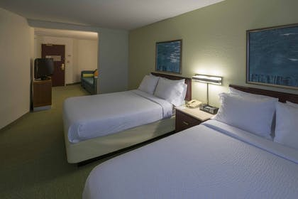 Guestroom | Springhill Suites By Marriott Bolingbrook