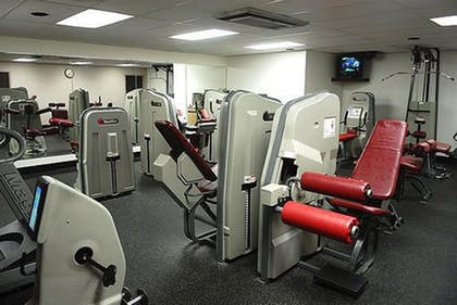 Fitness Facility | Avalon Hotel & Conference Center