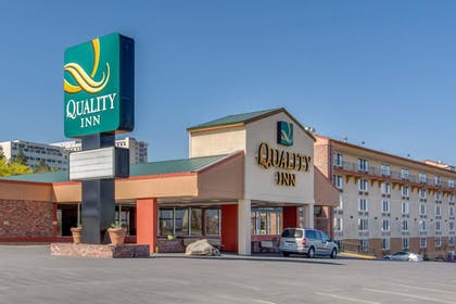 Featured Image | Quality Inn Downtown 4th Avenue