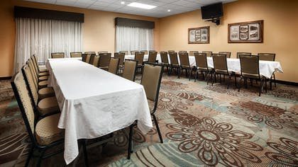 Meeting Facility | Best Western Holiday Manor