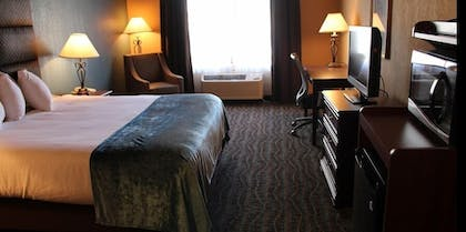 Guestroom | Best Western Holiday Manor