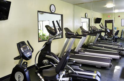 Fitness Facility | Holiday Inn Express & Suites Birmingham South - Pelham