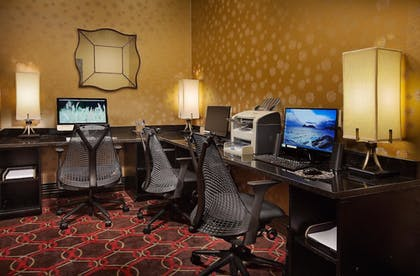 Business Center | Best Western Plus The Charles Hotel