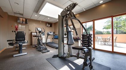 Fitness Facility | Best Western Plus The Charles Hotel