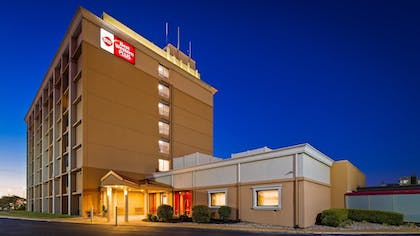 Hotel Front | Best Western Plus The Charles Hotel
