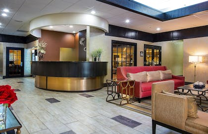 Lobby Sitting Area | Best Western Plus The Charles Hotel