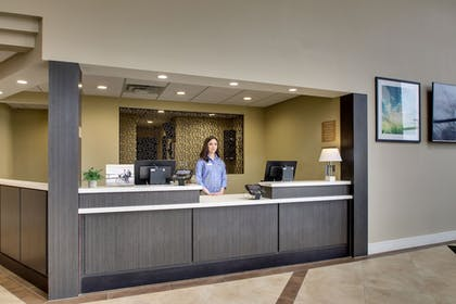 Interior | Candlewood Suites Wichita East