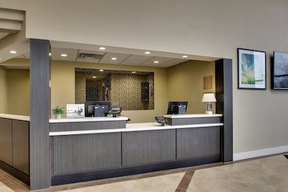 Hotel Interior | Candlewood Suites Wichita East