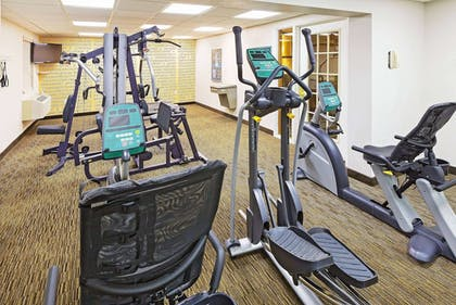 Fitness Facility | La Quinta Inn & Suites by Wyndham Dallas DFW Airport North