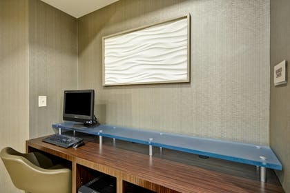 Business Center | SpringHill Suites by Marriott San Antonio Medical Center/NW
