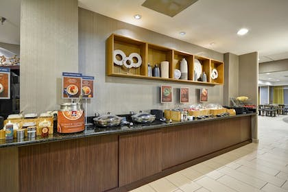 Breakfast Area | SpringHill Suites by Marriott San Antonio Medical Center/NW