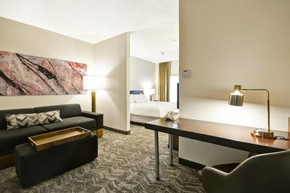 Guestroom | SpringHill Suites by Marriott San Antonio Medical Center/NW