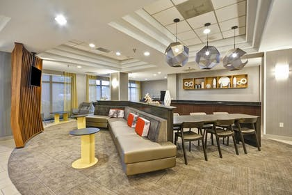 Lobby | SpringHill Suites by Marriott San Antonio Medical Center/NW