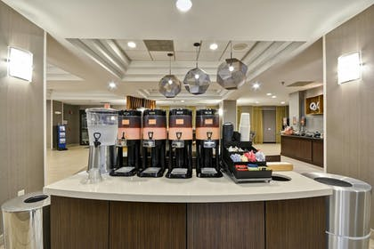Cafe | SpringHill Suites by Marriott San Antonio Medical Center/NW
