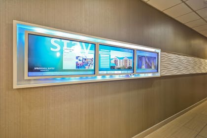 Hotel Interior | SpringHill Suites by Marriott San Antonio Medical Center/NW