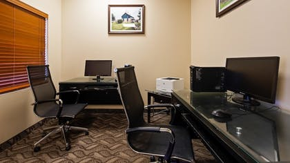 Business Center | Best Western Plus Portage Hotel & Suites