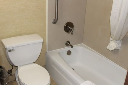 Bathroom | Best Western Plus Portage Hotel & Suites