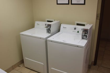 Laundry Room | Best Western Plus Portage Hotel & Suites