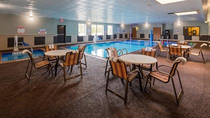 Pool | Best Western Plus Portage Hotel & Suites