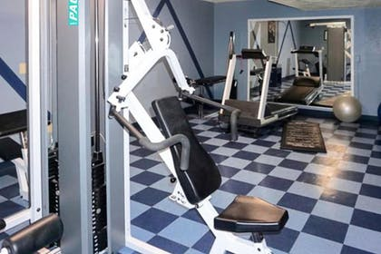 Fitness Facility | Rodeway Inn & Suites Heritage