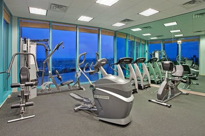 Fitness Facility | Holiday Inn Express Pensacola Beach