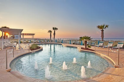Pool | Holiday Inn Express Pensacola Beach