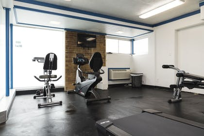 Fitness Facility | Cerulean Hotel, a Running Y Property