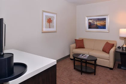 Living Area | Best Western Royal Palace Inn & Suites