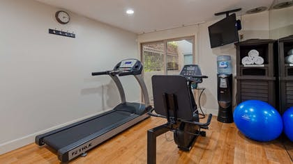 Fitness Facility | Best Western Royal Palace Inn & Suites