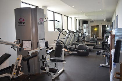 Fitness Facility | Best Western Plus Agate Beach Inn