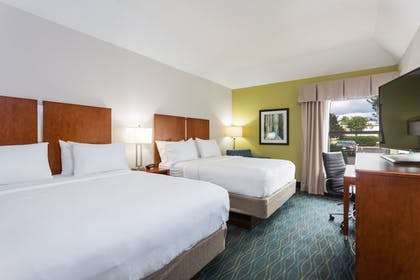 Guestroom | Holiday Inn Express Hotel & Suites Wilmington-University Ctr