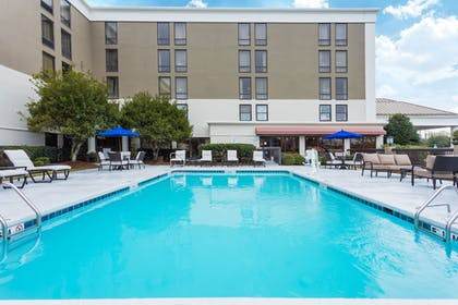 Pool | Holiday Inn Express Hotel & Suites Wilmington-University Ctr