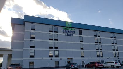 Exterior | Holiday Inn Express Pigeon Forge/Near Dollywood