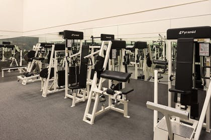 Fitness Facility |  | Bally's Atlantic City