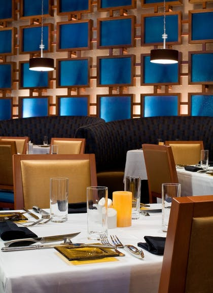 Restaurant |  | Bally's Atlantic City