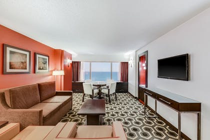 Guestroom | Bally's Atlantic City