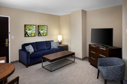 | 1 King 2 Room Suite | DoubleTree by Hilton Nashua