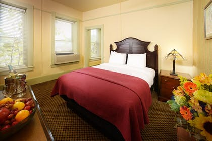 Guestroom View | Basin Park Hotel and Spa