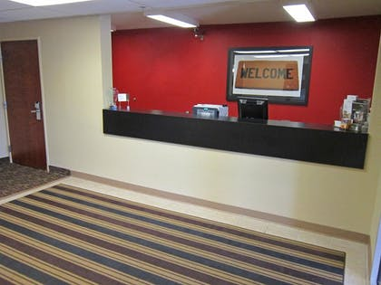 Lobby | Extended Stay America - Rochester - Greece