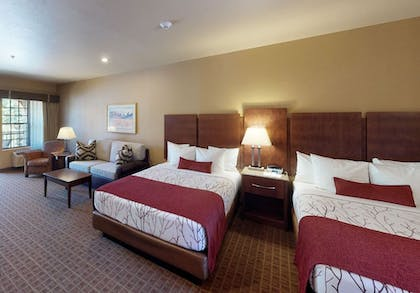 | Deluxe Suite, Fireplace | Sedona Real Inn & Suites