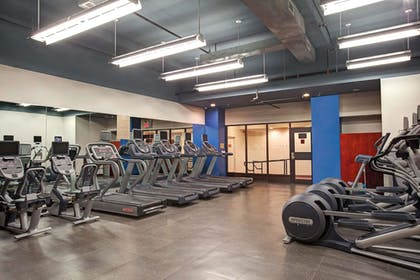 Fitness Facility | The New Yorker, A Wyndham Hotel