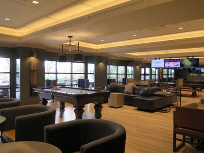Game Room | Wyndham Hamilton Park Hotel and Conference Center