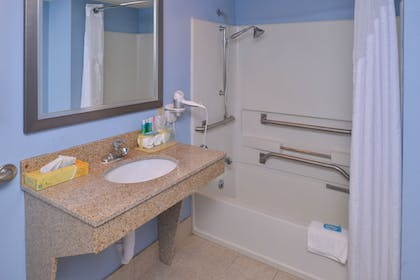In-Room Amenity | Holiday Inn Express Omaha West - 90th Street