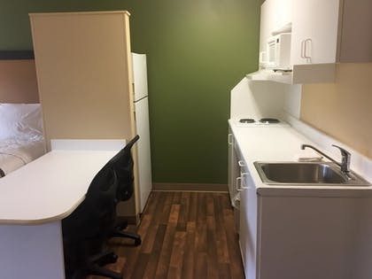 In-Room Kitchen | Extended Stay America - Akron - Copley - East