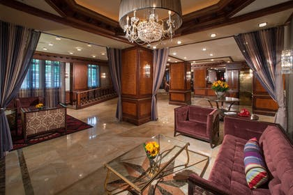 Lobby Sitting Area   Excelsior Hotel